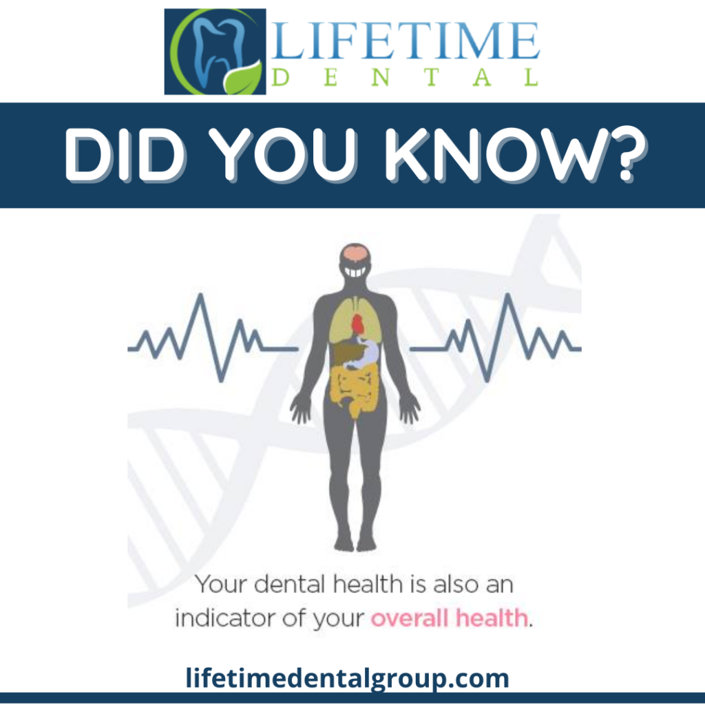 South Lyon Michigan Dentist - Dental Health and Your Overall Health