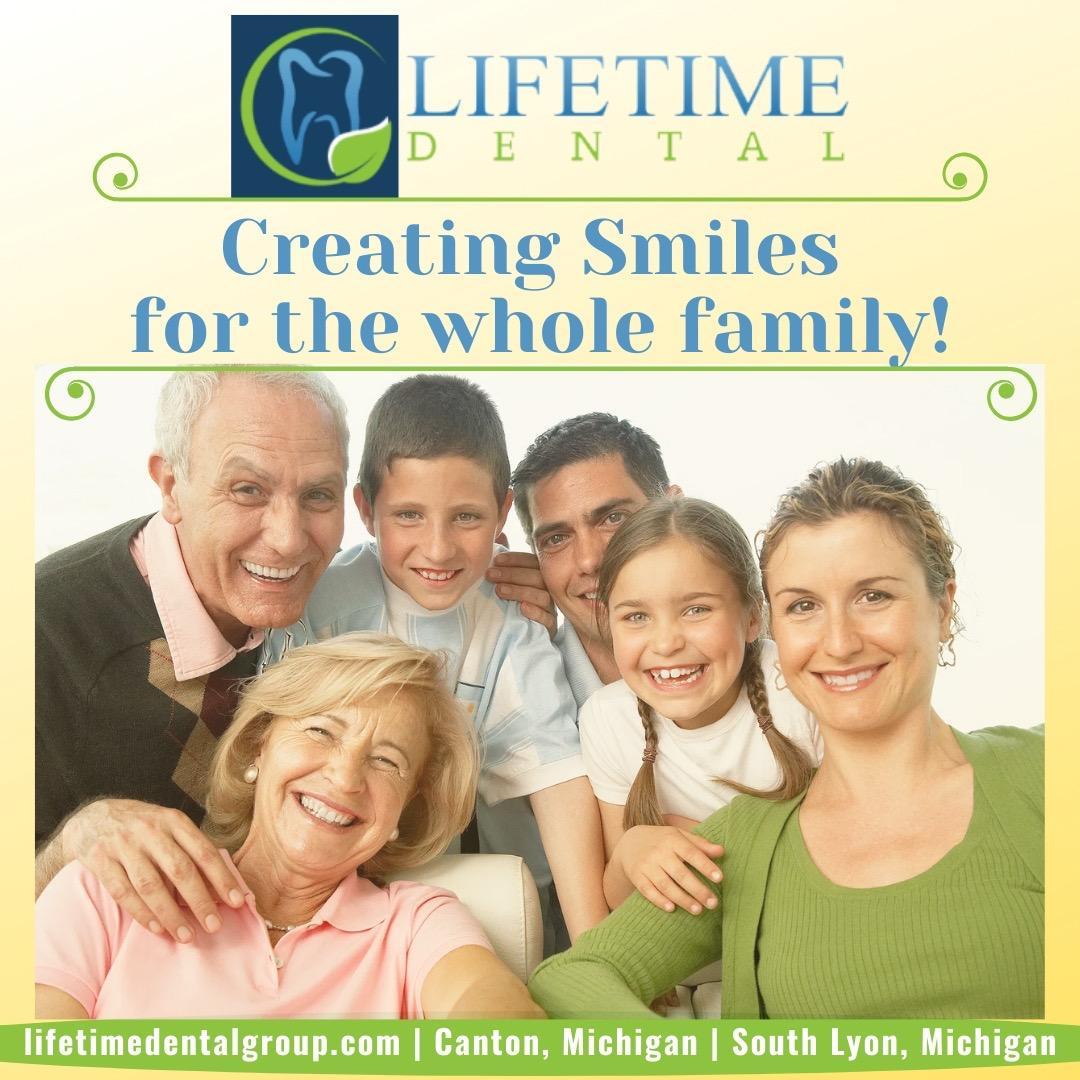 South Lyon Dentist - Lifetime Dental